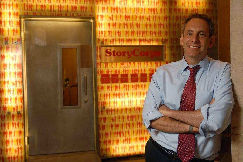 """StoryCorps founder Dave Isay shares stories from people who do what they love in """"Callings: The Purpose and Passion of Work."""""""