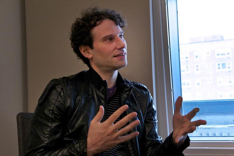 Pianist-conductor David Greilsammer.