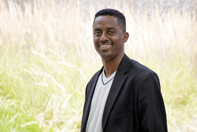 "Dawit Gebremichael Habte is the author of ""Gratitude in Low Voices."""