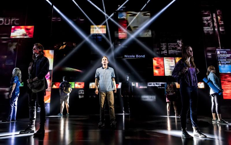 """Dear Evan Hansen"" tells the story of a teenager who becomes the center of attention following a tragedy."