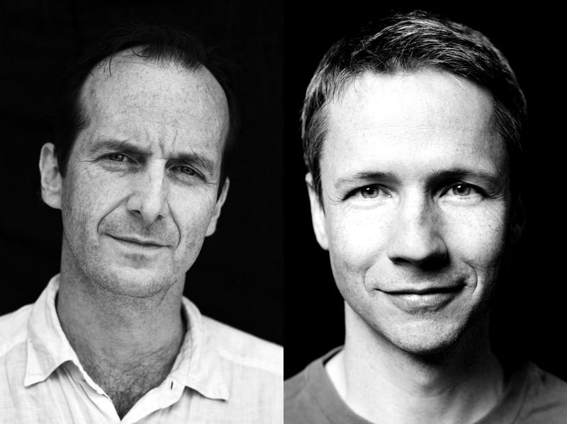 Denis O'Hare and John Cameron Mitchell