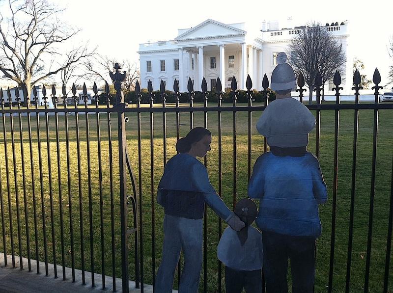 Ramiro Gomez, White House, Washington, DC, 2013