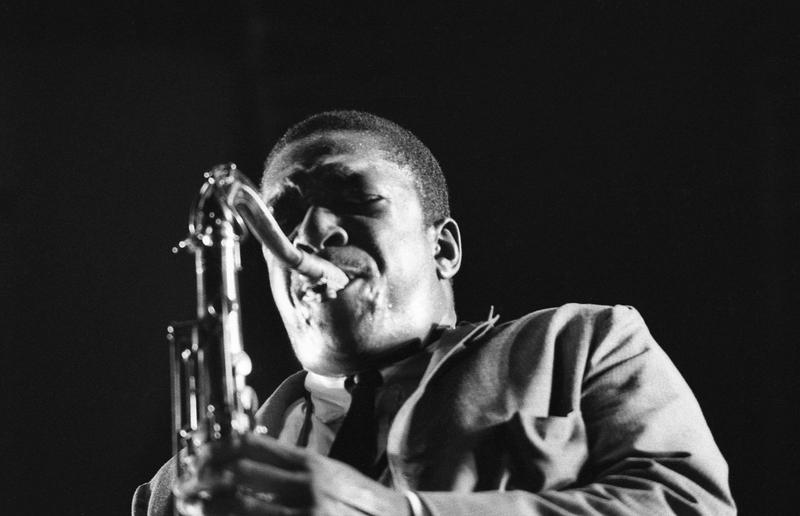Director John Scheinfeld's latest documentary traces the life and career of jazz saxophonist John Coltrane.