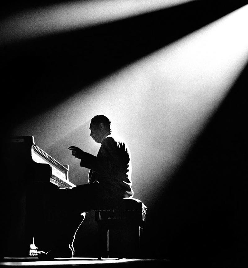 Duke Ellington, Olympia Theater 1958.