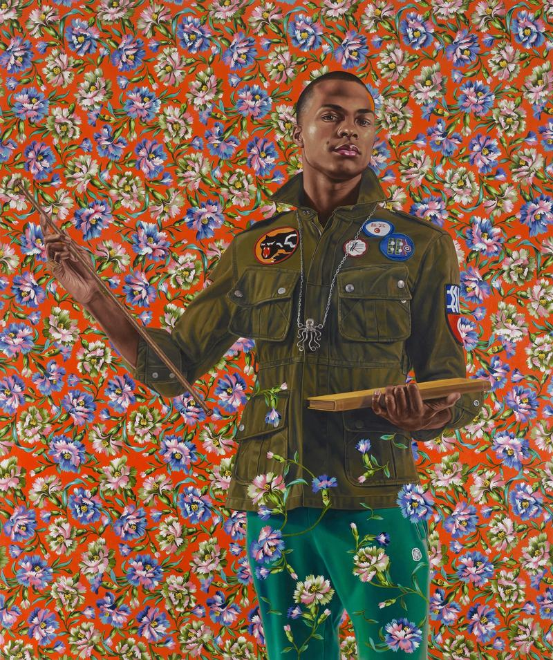 Anthony of Padua, Kehinde Wiley