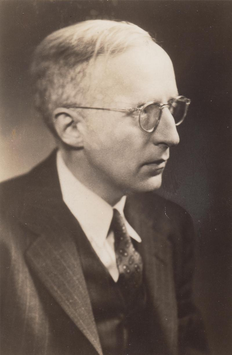 Irwin Edman in 1942