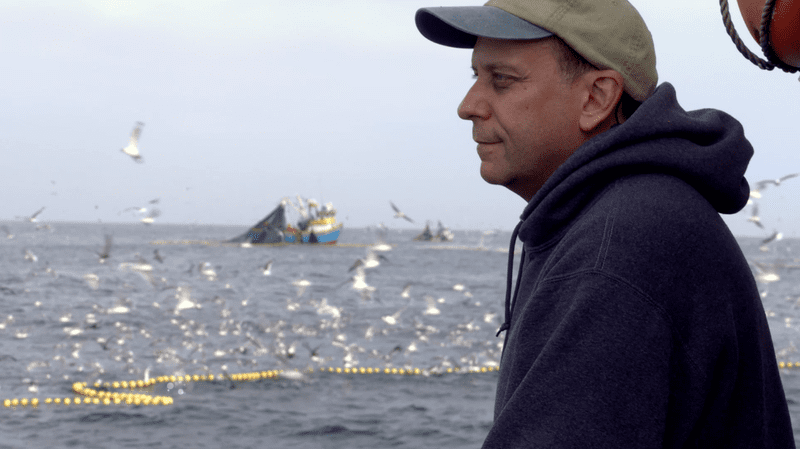 """Paul Greenberg's latest documentary for FRONTLINE is called """"The Fish On My Plate."""""""