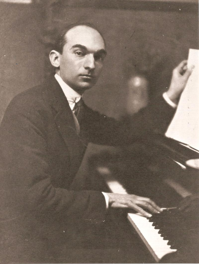 Federico Mompou.