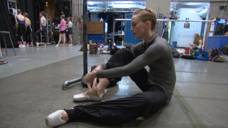 "Wendy Whelan is the subject of the new documentary ""Restless Creature."""
