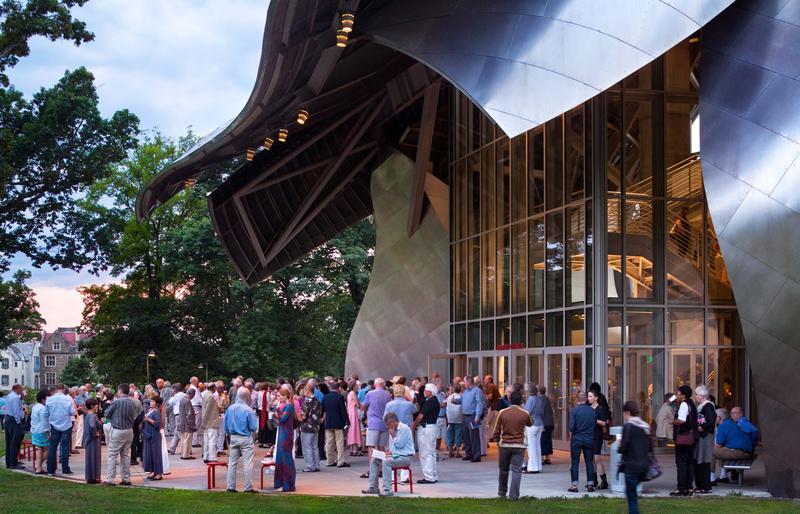 The Richard B. Fisher Center for the Performing Arts at Bard College
