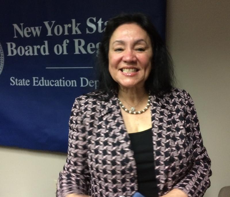 Betty Rosa will take over as New York Board of Regents Chancellor on April 1st for a three-year term.