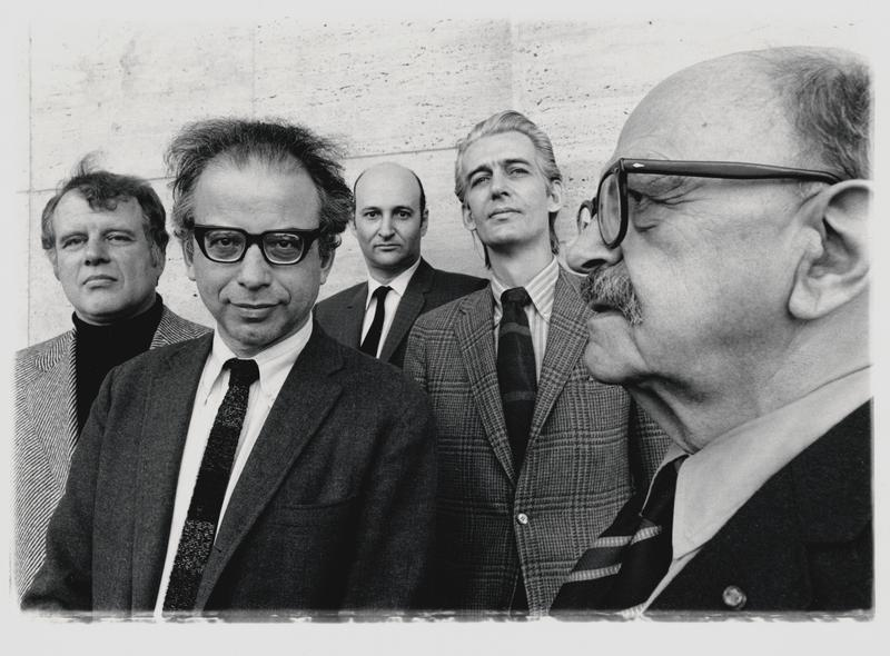Karl Korte, George Perle, John Watts, Roger Sessions