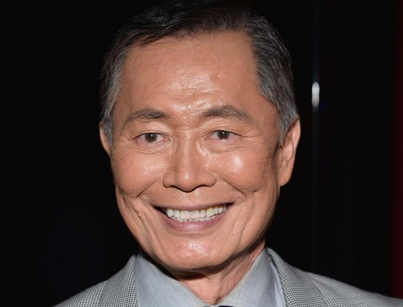 "Actor George Takei attends DirecTV ""To Be Takei"" media reception at The General NYC on July 2, 2014, in New York City."