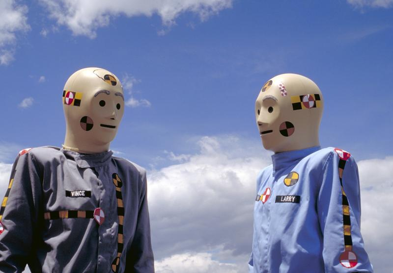 Crash Dummies, Vince and Larry