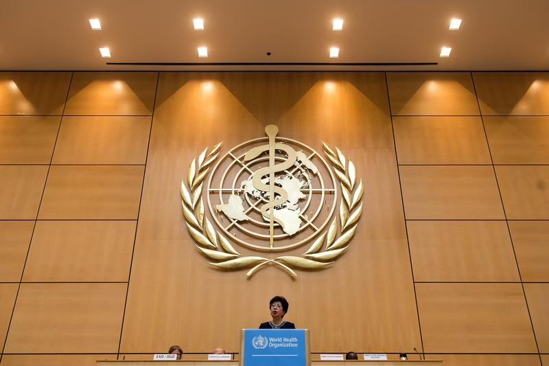 World Health Organisation (WHO) Director General Margaret Chan