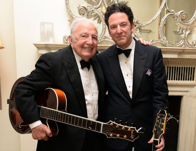 Bucky and John Pizzarelli