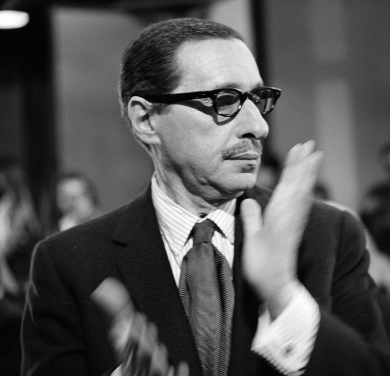 Harold Arlen, 1963