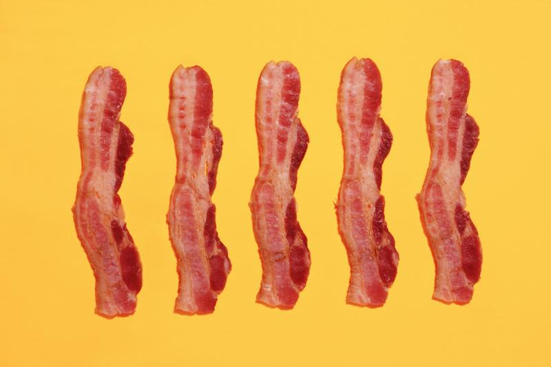 Is bacon the secret to a long life?