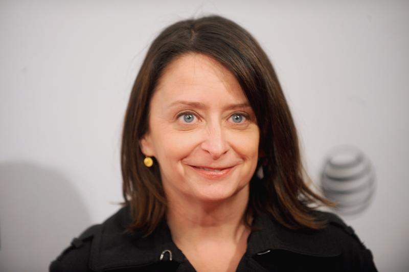 Actress Rachel Dratch attends the premiere of 'In My Father's House' during the 2015 Tribeca Film Festival at the SVA Theater on April 16, 2015