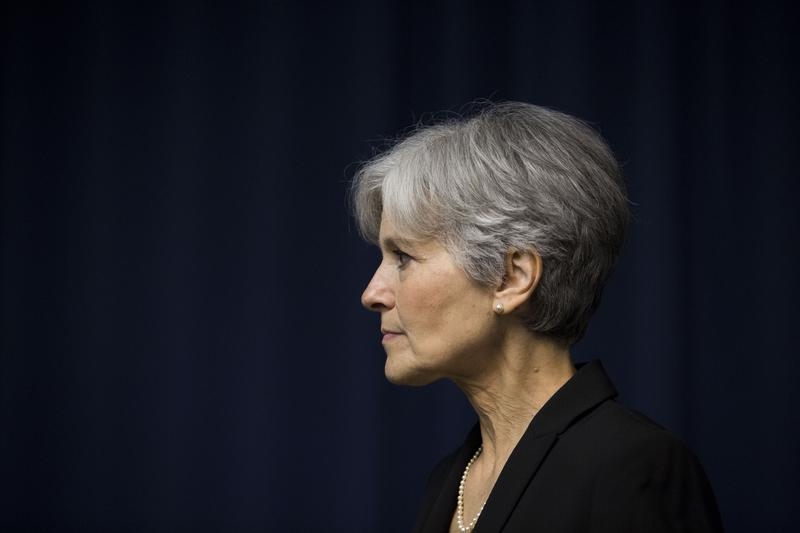 Green Party Candidate Jill Stein Announces Her Presidential Run.