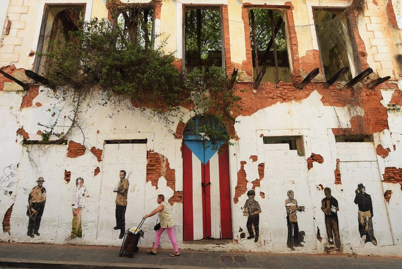 Puerto Rico's government is struggling to find a solution for the island's $72 billion in debt.