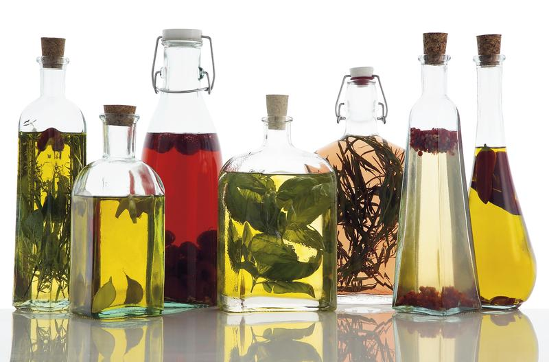 Oils and aromatic vinegars