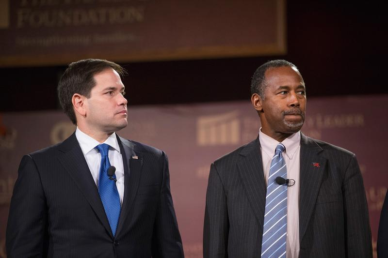 'The New Yorker' staff writers Evan Osnos and Kelefa Sanneh analyze Republican presidential candidates Sen. Marco Rubio and Ben Carson.