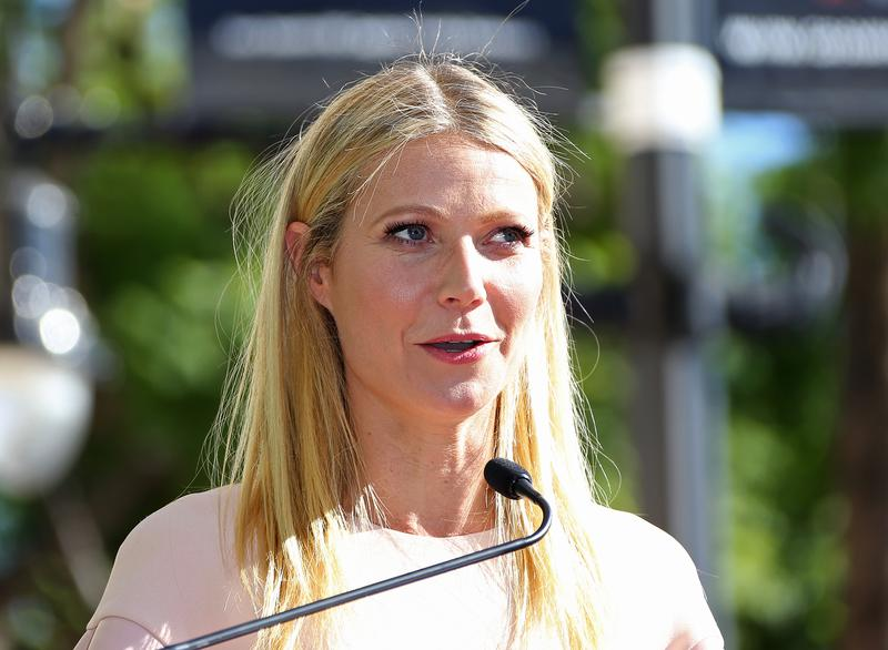 Actress Gwyneth Paltrow.