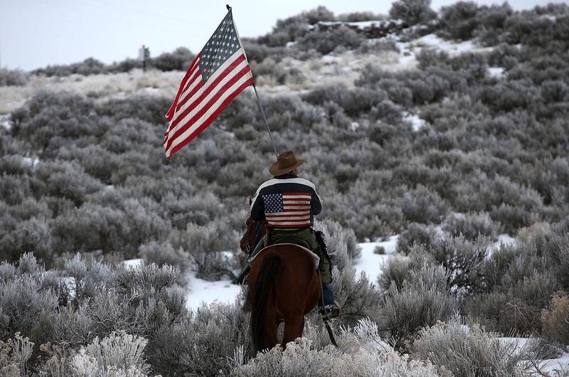 Members of a militia occupied the Malheur National Wildlife Refuge in Oregon over the past month.