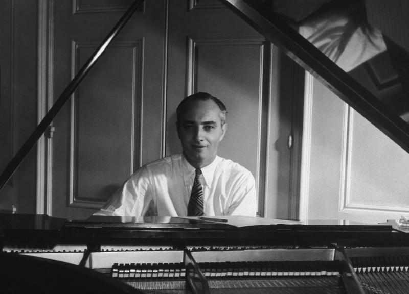 American composer Arthur Schwartz (1900 - 1984), circa 1935.