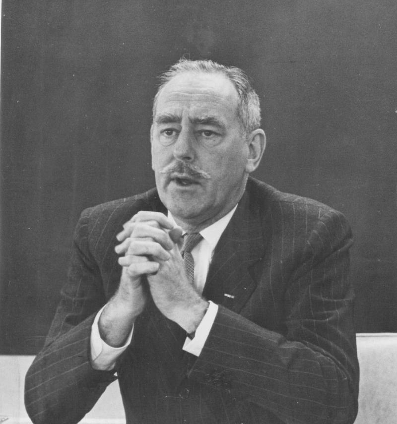 Dean Acheson, June 17, 1958.