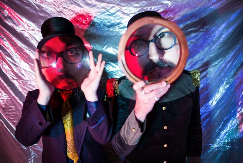 The new album from The Claypool Lennon Delirium is called 'Monolith of Phobos.'