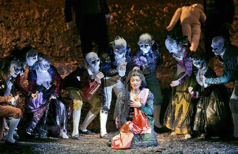 Granados' 'Goyescas' from the Teatrio Regio in Turin, Italy.
