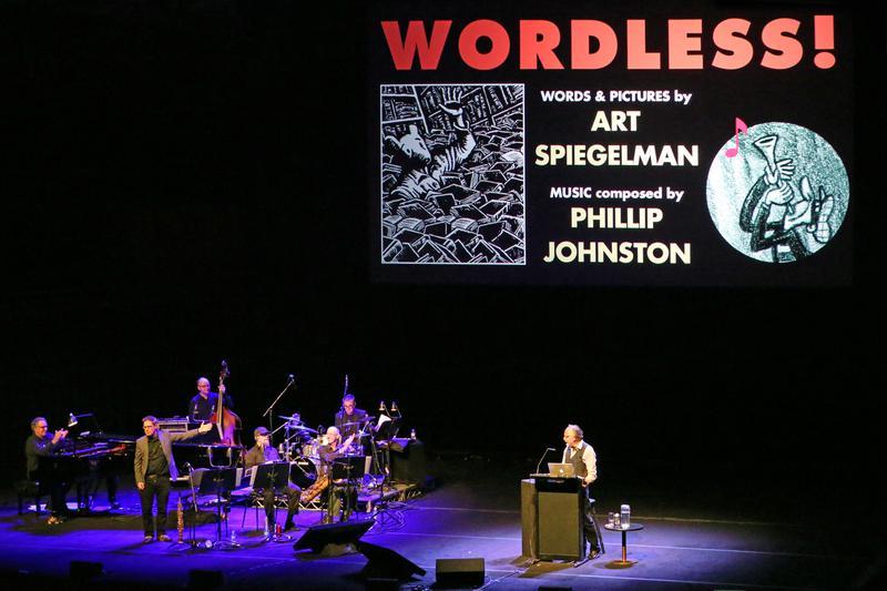 """""""Wordless!"""" by Art Spiegelman and Phillip Johnston"""