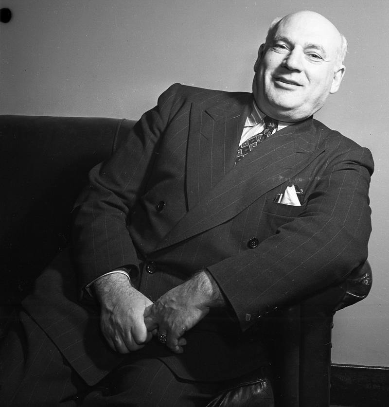 Sol Hurok in 1943.