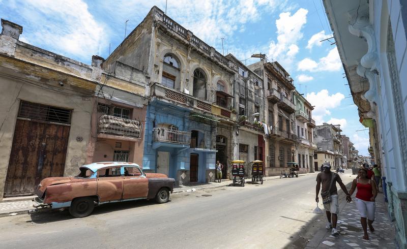 Havana Street; May 2, 2014