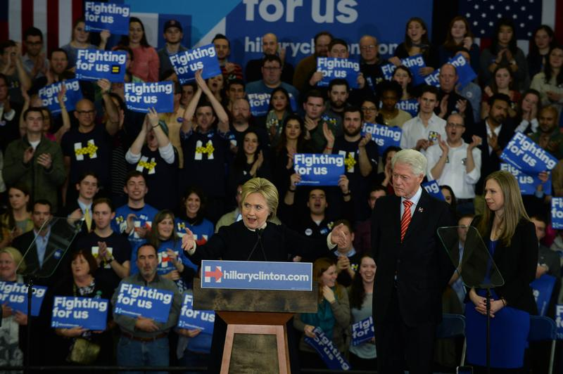 Hillary Clinton's New Hampshire Concession Speech Feb 9, 2016