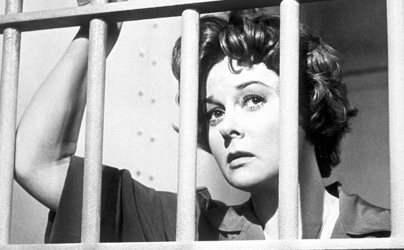 """Susan Hayward in """"I Want to Live!"""" (1958)"""