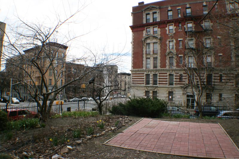 The William A. Harris community garden in Harlem is one of hundreds that could be affected by the loss of federal funds called for by the Trump administration.