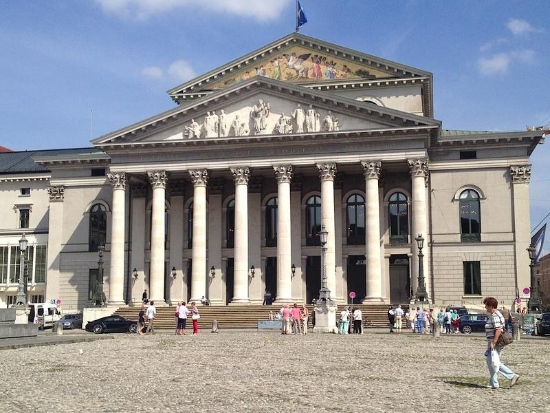 National Theater of The Bavarian State Opera in Munich