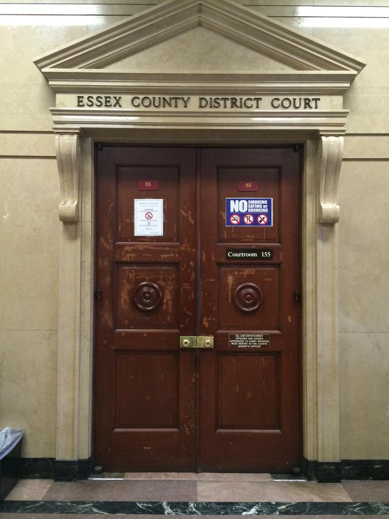 Thousands of evictions cases each year are sent to Room 155 - Landlord-Tenant Court in Essex County.