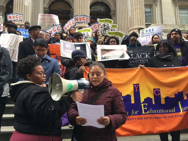 Advocates and City Council members call for more training of school staff on ways to confront incidents of racism and bias.