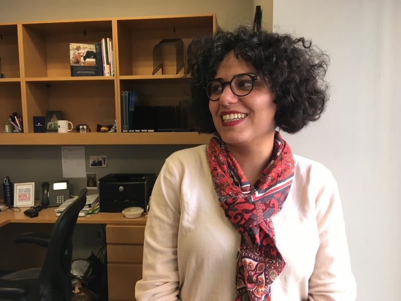 Saira Rafiee is a doctoral student in political science at The Graduate Center at CUNY.