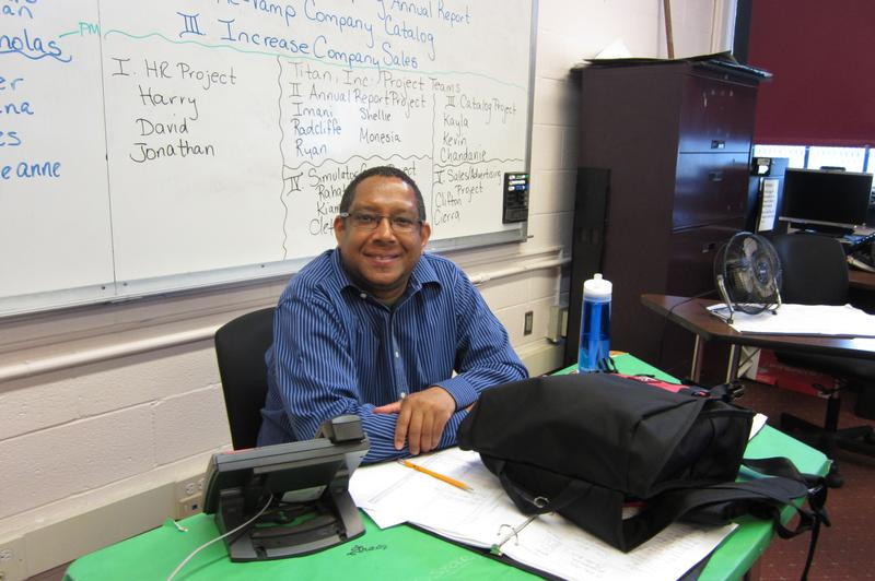 Leonard Robertson is a New York City teacher without a permanent position in a school