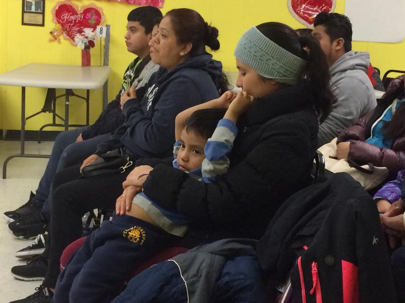 Staten Island families build alliances with their neighbors who are citizens.
