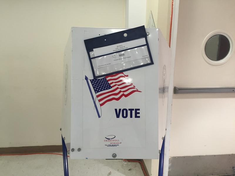 Poll station for September primaries Marjorie Richardson Court 359 Hendrix Street, East New York