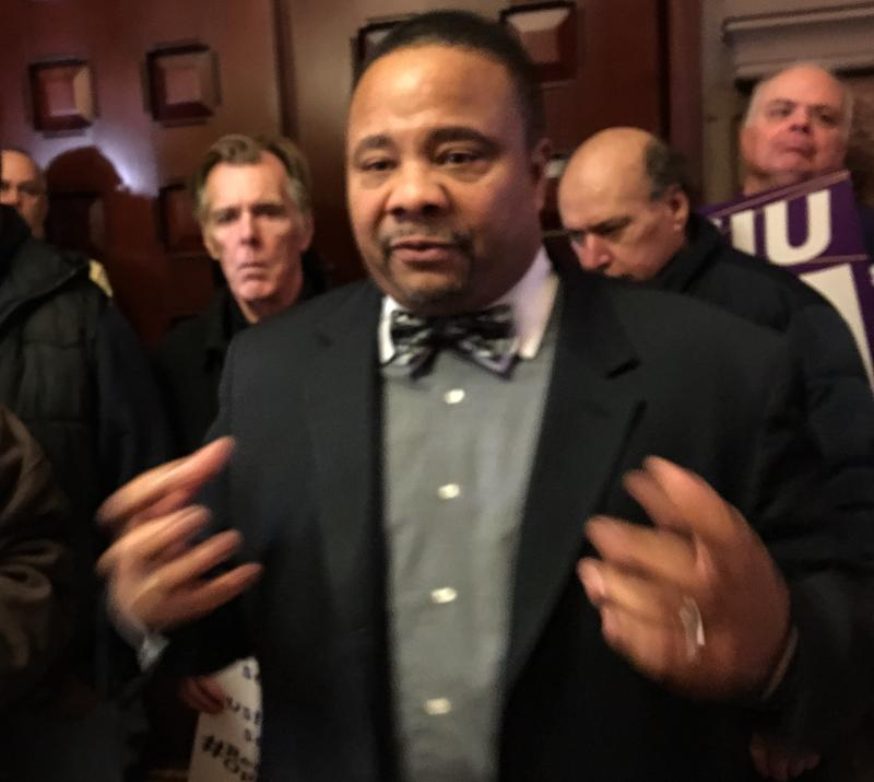 State Senator Kevin Parker recently joined a group of Democrats who support Republican control. He says he has a better chance of convincing the GOP to raise the age of criminal responsibility.