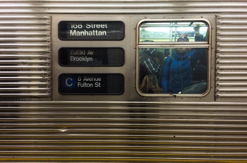 The C train.