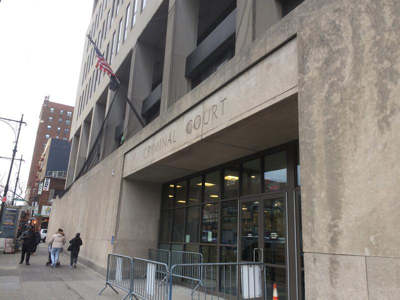 Bronx Criminal Court (Beth Fertig/WNYC)