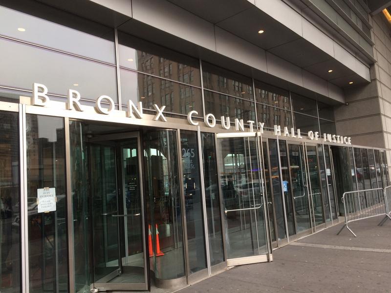 Bronx criminal court
